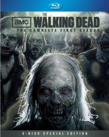 Walking Dead: The Complete First Season 3-Disc Blu-Ray Special Edition