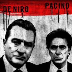 DeNiro and Pacino in Righteous Kill