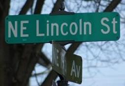 Lincoln Street