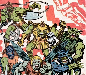 Jack Kirby: Deep Six