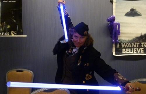 Rox of Spazhouse, Jedi asskicker