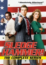 Sledge Hammer!: The Complete Series DVD