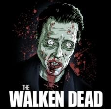 Walken Dead Tshirt Bordello
