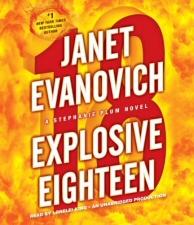 Explosive Eighteen by Janet Evanovich audiobook