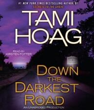 Tami Hoag: Down the Darkest Road Audiobook