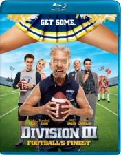 Division III: Footballs Finest Blu-Ray