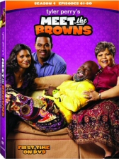 Meet the Browns Season 4 DVD