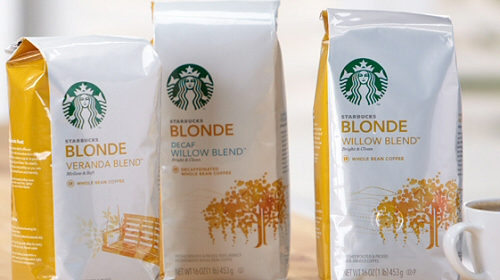 Starbucks Blonde Roast