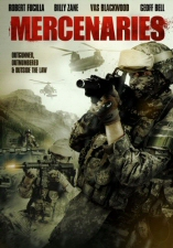 Mercenaries DVD
