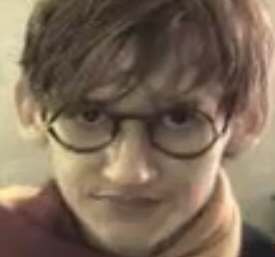 Neil Cicierega as Harry Potter