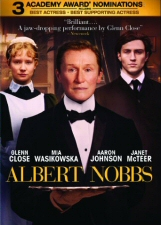 Albert Nobbs DVD
