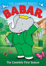 Babar Classic Series Season 1 DVD