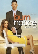 Burn Notice Season 5 DVD