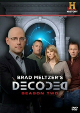 Brad Meltzer Decoded Season 2 DVD