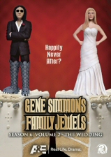 Gene Simmons Family Jewels Season 6 Vol. 2 DVD
