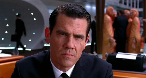 Josh Brolin as Agent Kay in Men in Black 3 3D