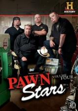 Pawn Stars Vol. 4 DVD