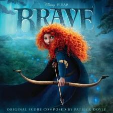 Brave Soundtrack CD