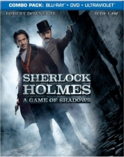 Sherlock Holmes: Game of Shadows Blu-Ray