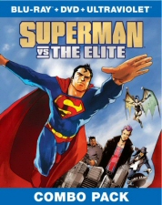 Superman vs. The Elite Blu-Ray