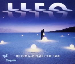 UFO: Chrysalis Years: 1980-1986 CD