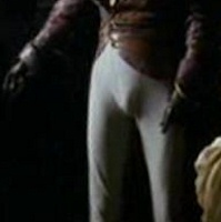 David Bowie's Crotch in Labyrinth