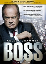 Boss Season 1 DVD