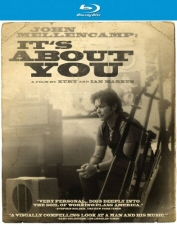 John Mellencamp: Its About You Blu-Ray