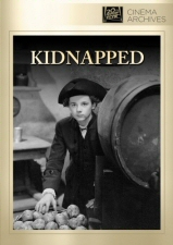 Kidnapped (Fox Cinema Archives) DVD