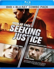 Seeking Justice Blu-Ray