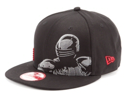 G.I. Joe Snake Eyes Cap