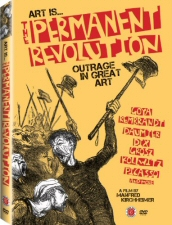 Art is the Permanent Revolution DVD