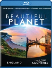 Beautiful Planet: England and Low Countries Blu-Ray