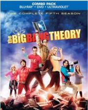 Big Bang Theory Season 5 Blu-Ray