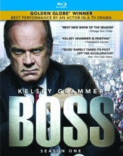 Boss Season 1 Blu-Ray