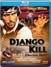 Django Kill Blu-Ray