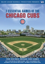 Essential Games of the Chicago Cubs DVD