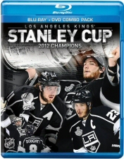 Los Angeles Kings: Stanley Cup 2012 Champions Blu-Ray