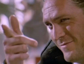Michael Madsen from Reservoir Dogs