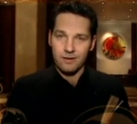 Paul Rudd Reads Harlequin