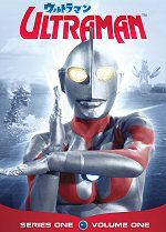 Ultraman Series 1, Vol. 1 DVD