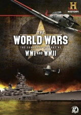 World Wars: Complete History of WWI and WWII DVD