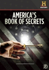 Americas Book of Secrets DVD
