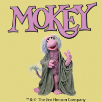 Mokey from Fraggle Rock