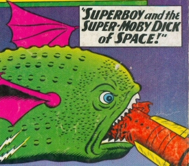 Super-Moby Dick of Space