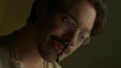Jack Huston as Richard Harrow from Boardwalk Empire
