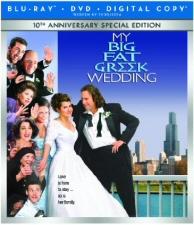My Big Fat Greek Wedding 10th Anniversary Special Edition Blu-Ray