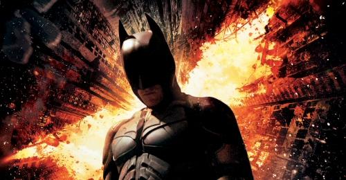 Dark Knight Rises Blu-Ray Cover