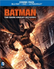Batman: Dark Knight Returns Part 2 Blu-Ray