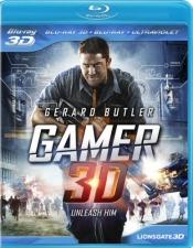 Gamer 3D Blu-Ray